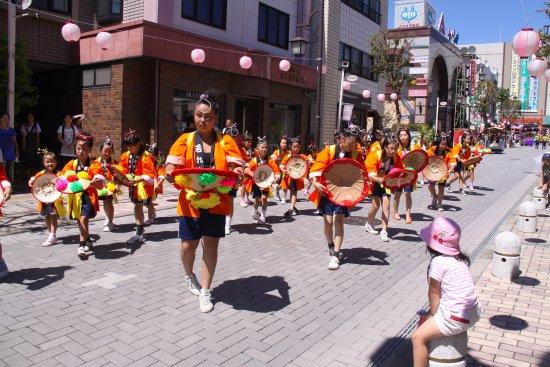 岡谷太鼓祭り
