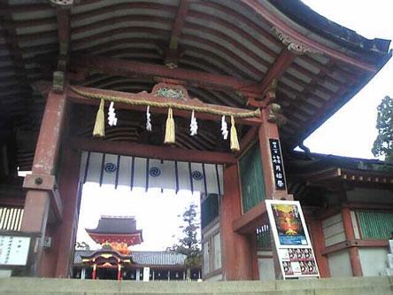 岩清水八幡-本殿