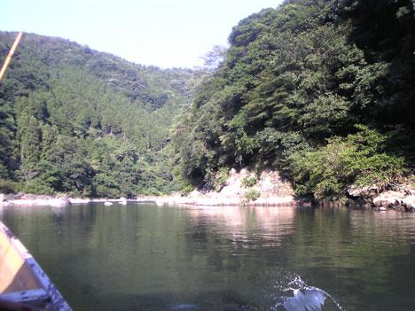 保津峡090803