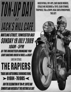 Jacks Hill 2009 flyer