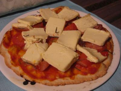ピザ・マルゲリータ