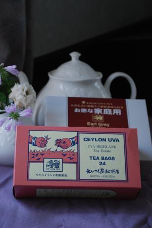 えいこく屋紅茶店