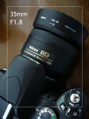 レンズf1.8