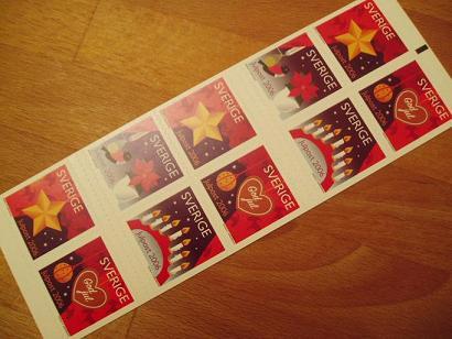 クリスマス切手2006年