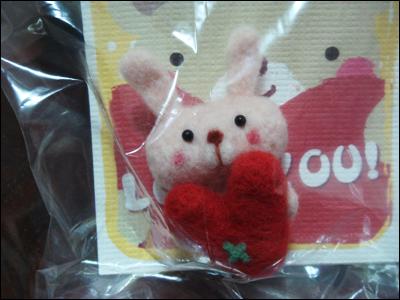 情人節兔兔