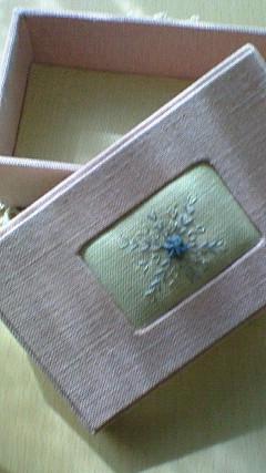 ちかちゃんからの箱