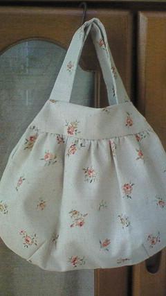 昌子さんのお出かけバッグ