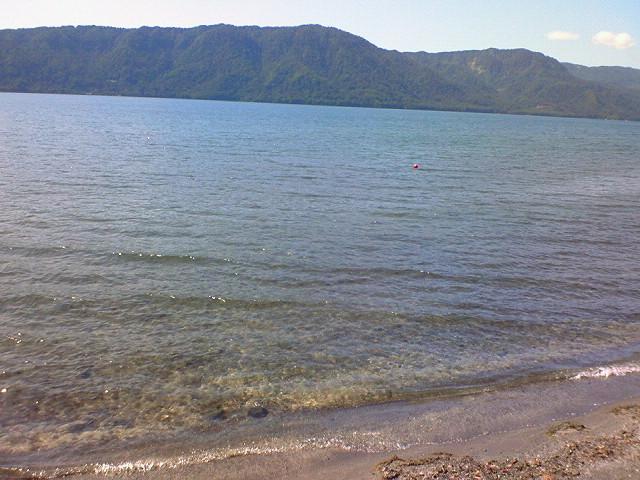 十和田湖 (湖面)