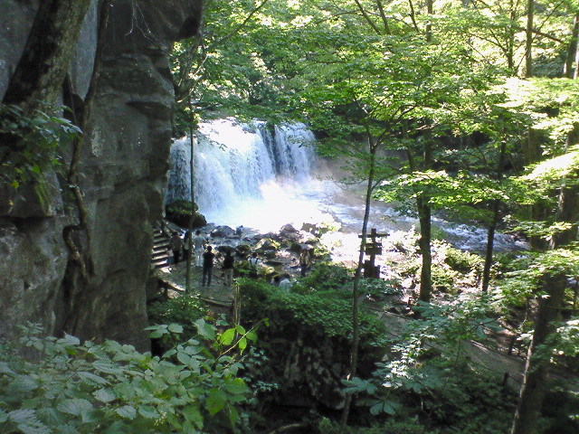 奥入瀬 (銚子大滝)