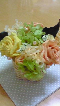 yuyumiちゃんのお花