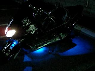 LED全点灯