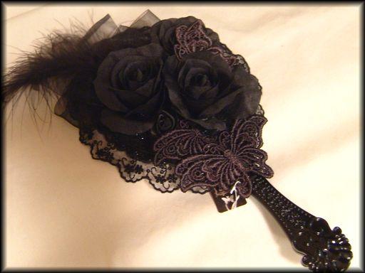 黒薔薇魔女ミラー
