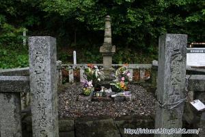 長宗我部元親の墓所