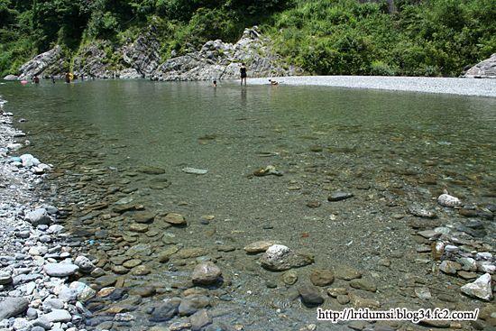 徳島 穴吹川