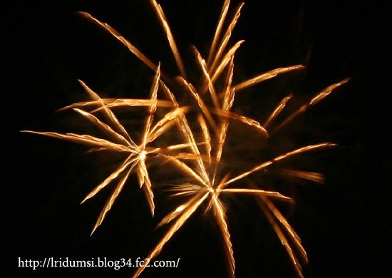 2008年8月2日の花火 5