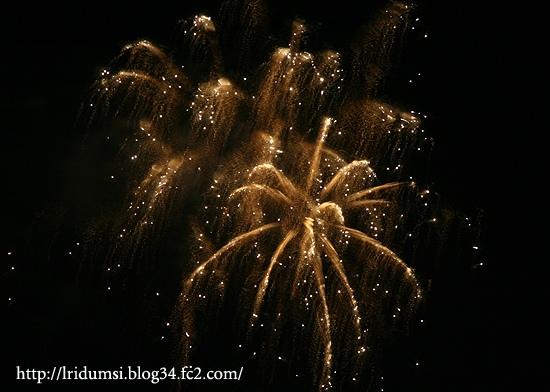 2008年8月2日の花火 11