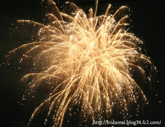 2008年8月2日の花火 12