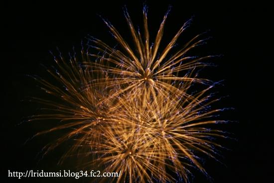 2008年8月2日の花火 13