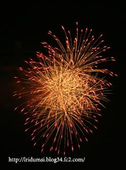 2008年8月2日の花火 2