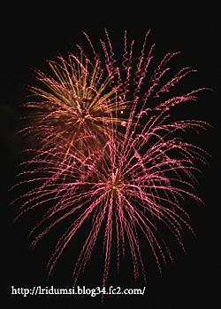 2008年8月2日の花火 4
