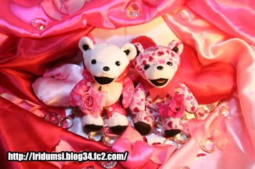 バニーバレンタインとラブライト 01