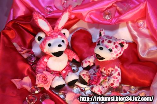 バニーバレンタインとラブライト 02