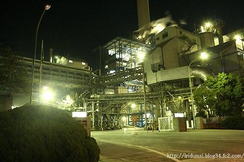 愛媛 工場地帯 5
