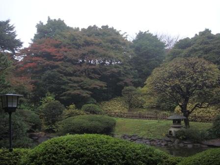 東京都庭園美術館2
