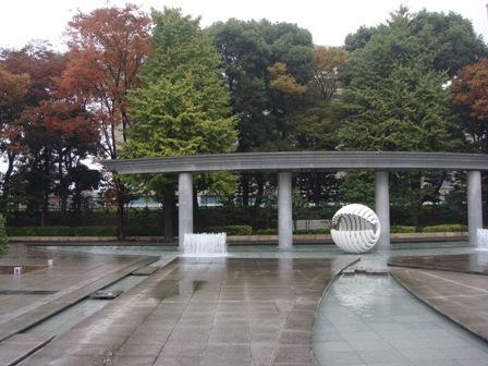 噴水公園1
