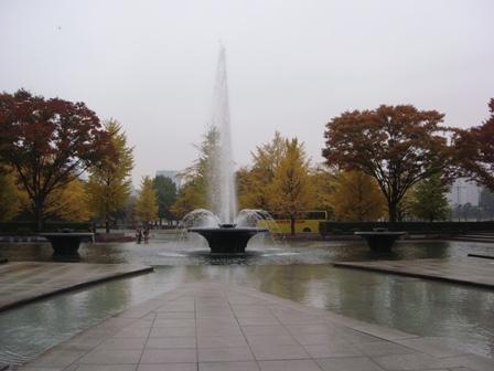 噴水公園2