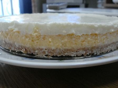 クリームチーズケーキ2