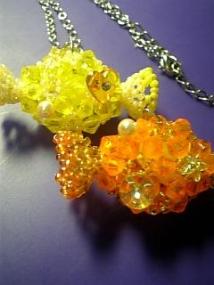 橙・黄キャンディネックup