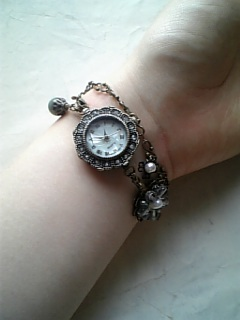 沼色時計の2wayネックレスブレスver