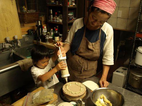 5ケーキを作る1