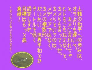 亀ラブ朗2