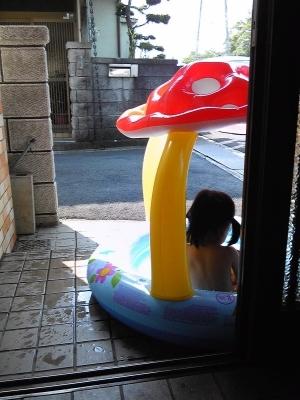 s-玄関プール