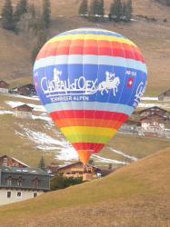 Ballon Chateau dOex