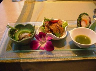 タイ料理 1