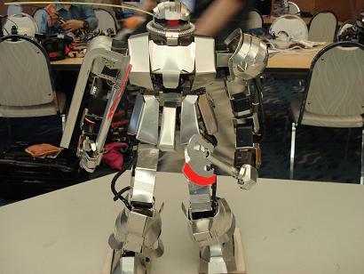 ロボット君