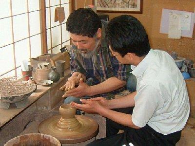金子陶芸0