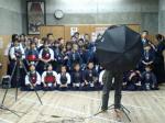 剣道日本の取材です