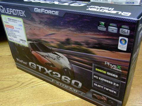 Leadtek WinFast GTX260 EXTREME+