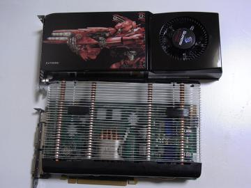GeForce GTX 260 & GeForce 8800GT