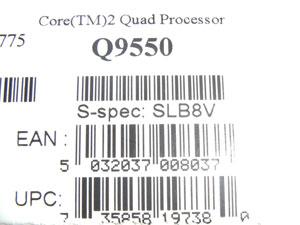 S-spec:SLB8V