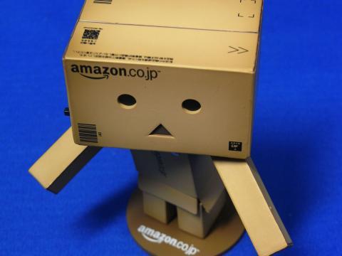 リボルテックダンボー・ミニ Amazon.co.jpボックスバージョン (4)
