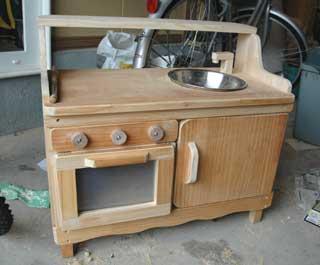 木工製作過程