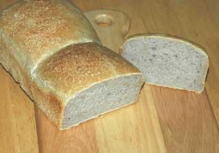 ラズベリー酵母のパン