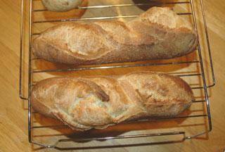 フランスパン拡大