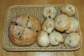 ビール酵母のパン
