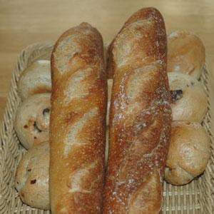 超長時間醗酵のフランスパン